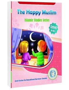 JK / Pre-K/KG-1, The Happy Muslim (Islamic - EN)