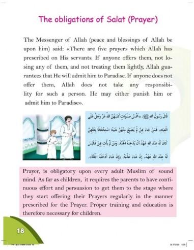 Level  1 , The Shining path (Islamic-...