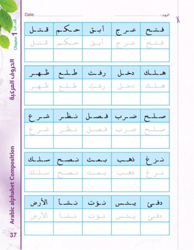 Level (Jk/KG_1), AR-IS-a Pack (Arabic...